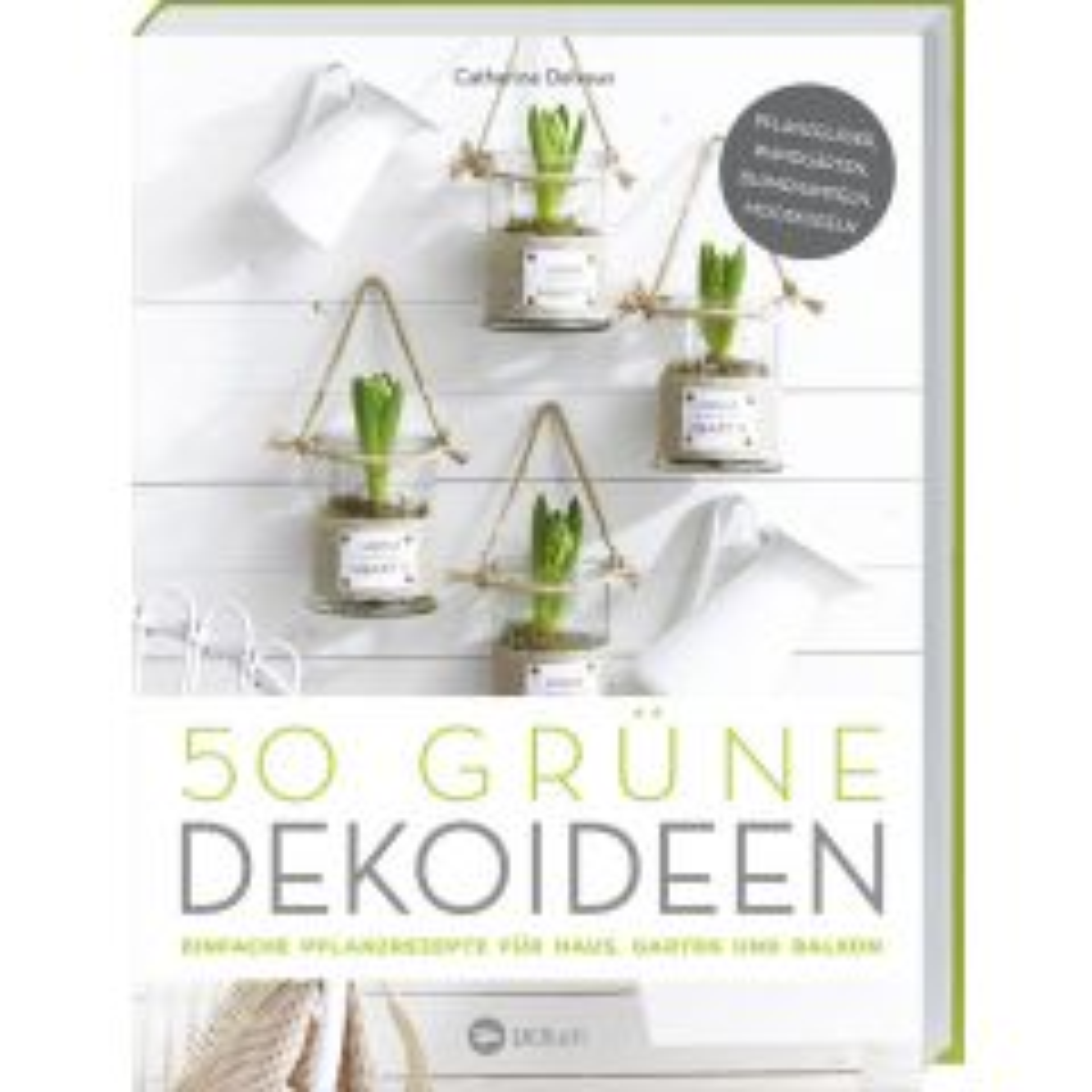 50 grüne Dekoideen