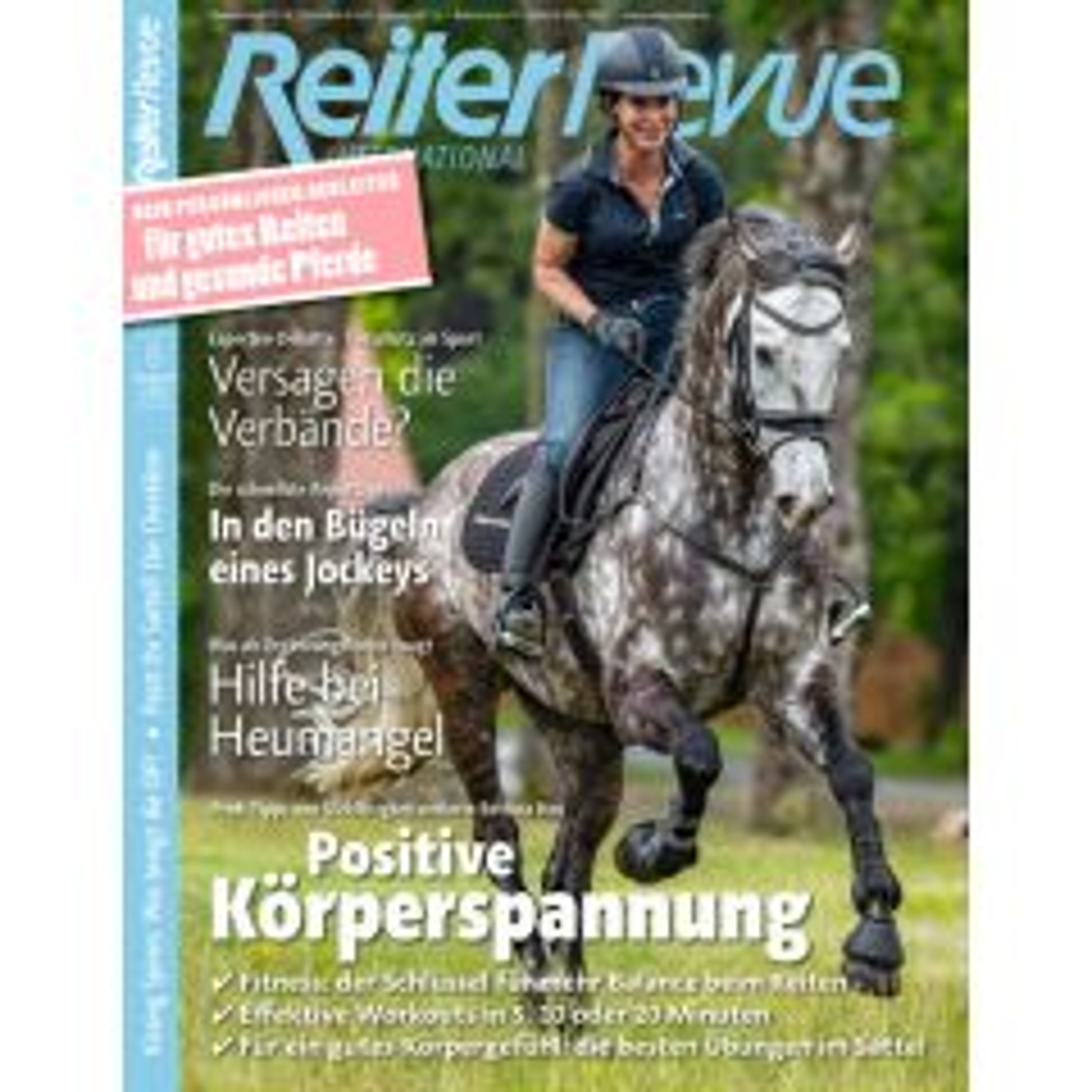 Reiter Revue Heft 08/2020