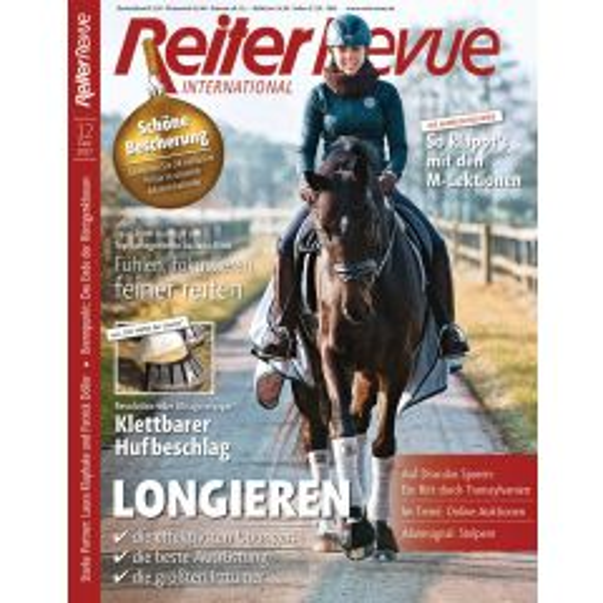 Reiter Revue Heft 12/2017