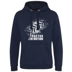"""Hoodie """"TRACTOR IN MOTION"""""""
